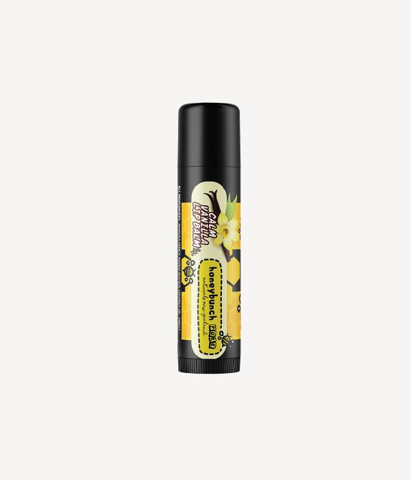 Honey bunch naturals manuka honey lip balm 3 pack calm vanilla